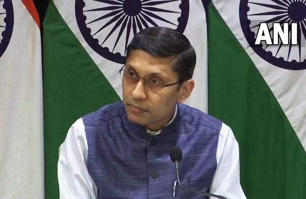 Concerns relating to terrorism primary focus: India on Afghanistan