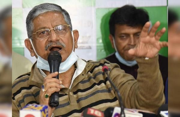 Country belongs to all, maintain restraint in comments: JDU on Yogi Adityanath's 'abba jaan' remark