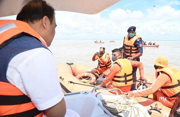 Day after boat tragedy, CM Himanta says work for Jorhat-Majuli bridge to begin in November