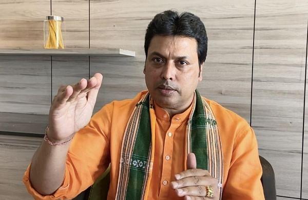 Do not fear contempt of court, work for people: Tripura CM Biplab Kumar Deb tells officials