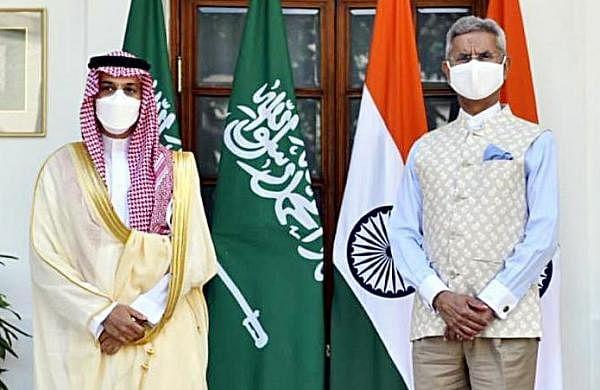 EAM Jaishankar holds talks with Saudi Foreign Minister