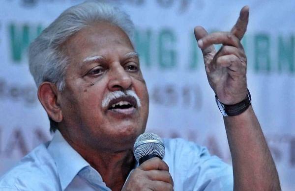 Elgar Parishad case: No NIA action till HC hears Varavara Rao's medical bail extension plea on September 6