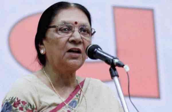 Entrepreneurship education must for taking India forward: UP governor Anandiben Patel