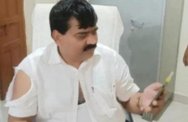 Ex-Congress MP Pramod Tiwari among 27 booked for beating up BJP Pratapgarh MP Sangam Lal Gupta in UP