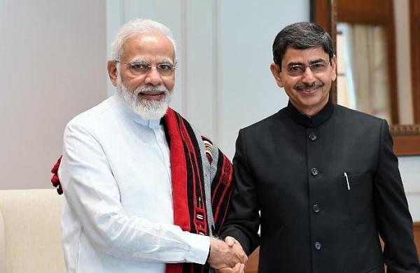 Ex-IPSRN Ravi appointed new Tamil Nadu Governor, Banwarilal Purohit shifted to Punjab
