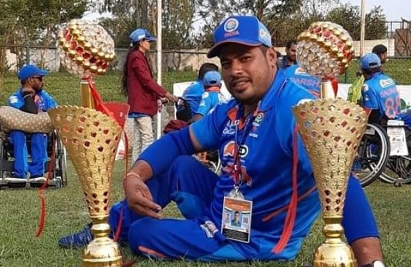 Ex-captain of India's wheelchair cricket team Rajendra Dhami turns coach for para-athletes in Uttarakhand