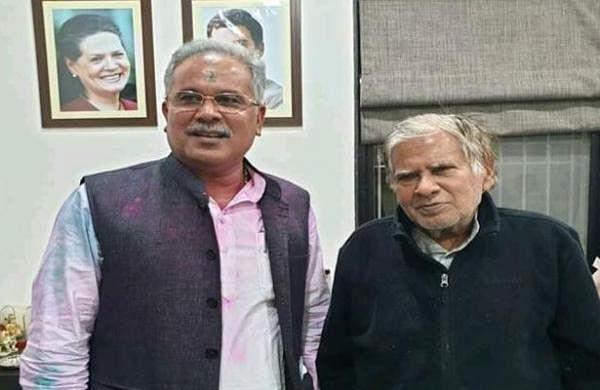 FIR lodged against Chhattisgarh CM's father for derogatory remarks against community