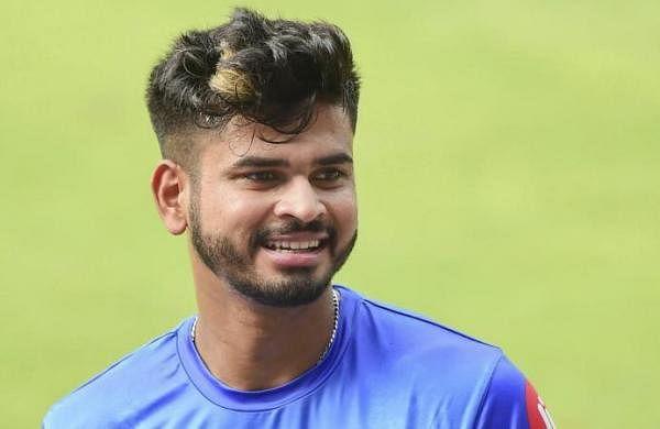 Feeling on top of the world, says Shreyas Iyerafter rejoining Delhi Capitals squad