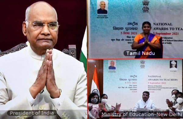 Formula games for maths, building science park: Exceptional efforts earn 44 teachers national awards