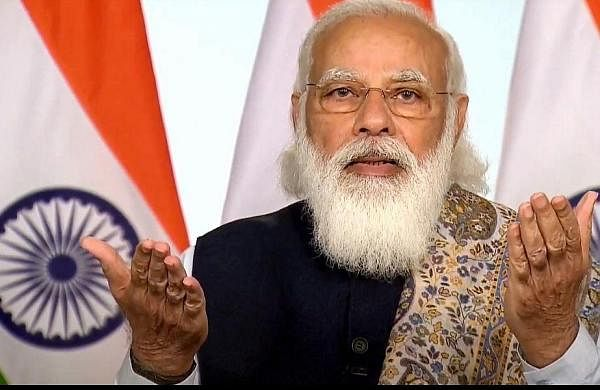 Great day on vaccination front and on cricket pitch: PM Modi
