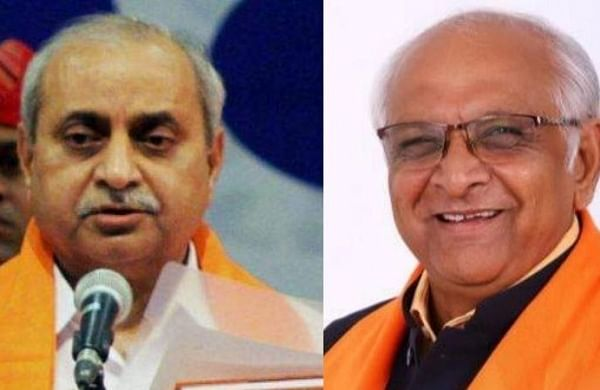 Gujarat CM-designate Bhupendra Patel meets Nitin; Dy CM says he's not upset with party's decision