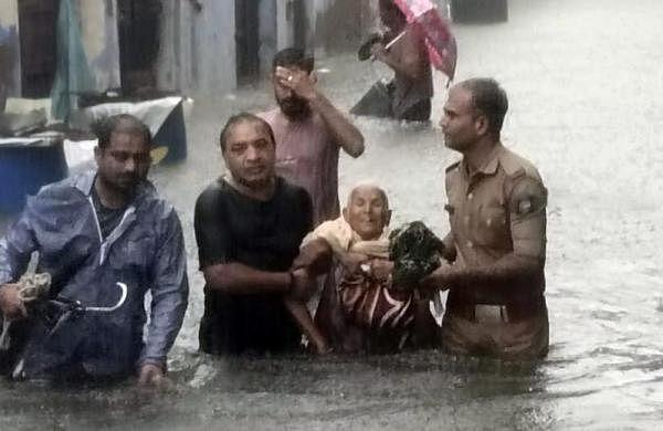 Gujarat rains: Three dead, several relocated in Saurashtra; NDRF, SDRF teams deployed