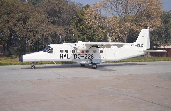 HAL signs pact with Alliance Air for deployment of civil Do-228 in Arunachal Pradesh