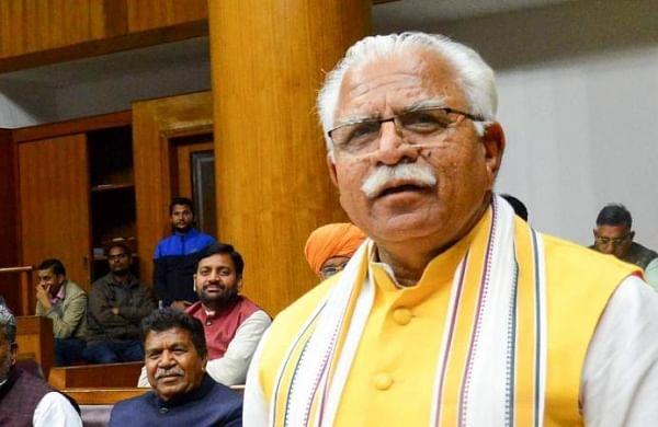 Haryana wants new House, CM Manohar Lal Khattar writes to Amit Shah for land