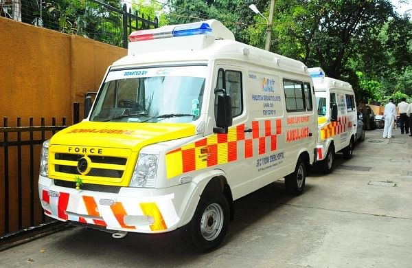 In a first, Jharkhand to launch mobile-app based ambulance service