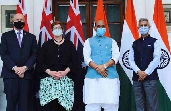 India, Australia reject criticism of Quad, Jaishankar says important not to 'misrepresent' reality