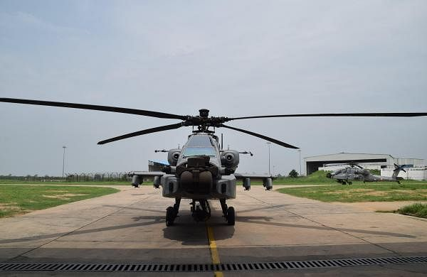 Indian Air Force to hold air show over Srinagar's Dal Lake on September26