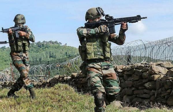 Indian Army gun down terrorist in J&K'sUri, another surrenders