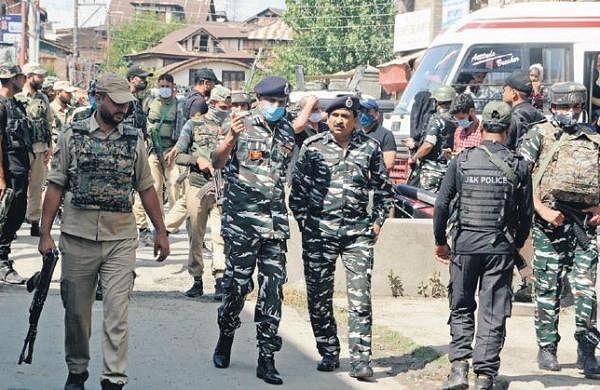 J&K: Militants shoot cop from behind in Srinagar, killed