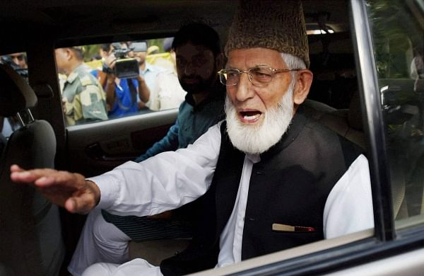 J&K Police registers FIR against Syed Ali Geelani's family for draping his body in Pak flag