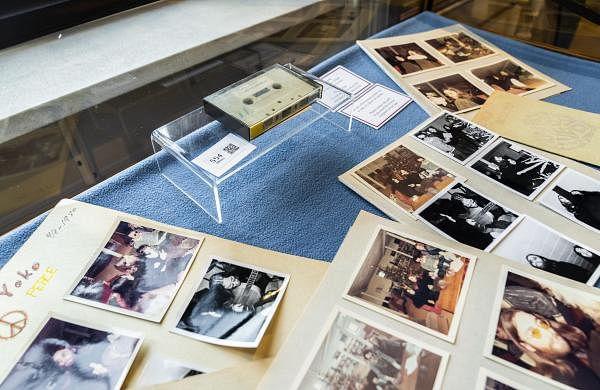 John Lennon interview tape fetches $58,240 at Danish auction