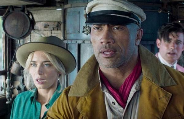 'Jungle Cruise' ride is all about wish fulfillment:Dwayne Johnson