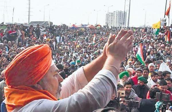 Lakhs will take part in Kisan Mahapanchayat toinaugurate 'Mission Uttar Pradesh': SKM