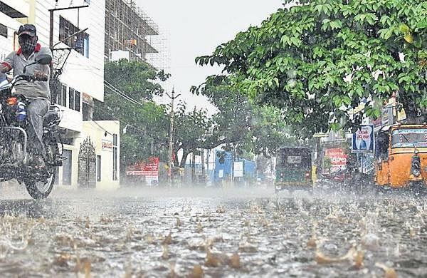 Maharashtra's Raigad district gets over 2,900 mm rainfall since June