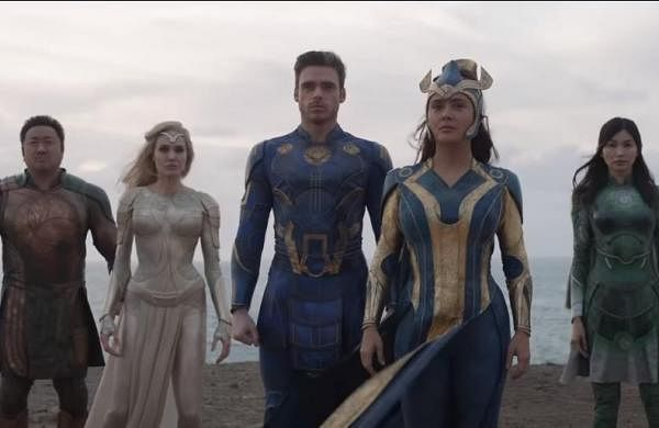 Marvel's 'Eternals' to release on November 5 in India