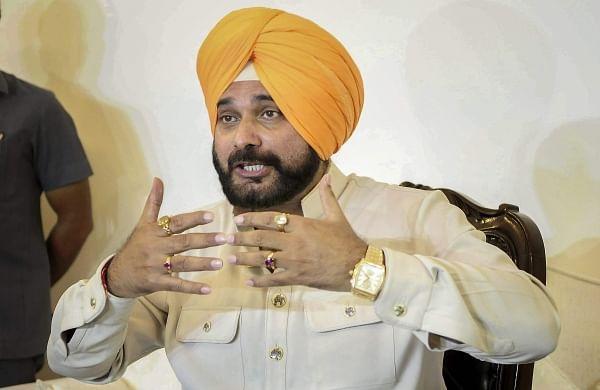 Navjot Singh Sidhu: Mood swings on the cricket ground too