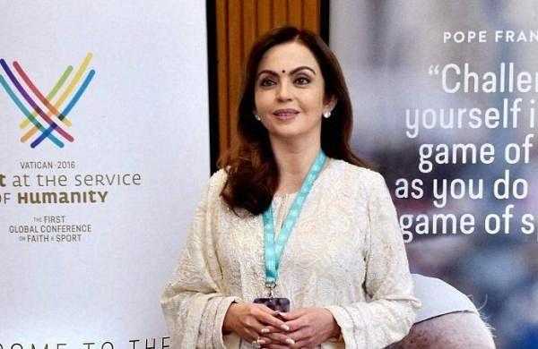 Nita Ambani cancelled Gujarat trip after 'Antilia' security threat:Staff tells NIA