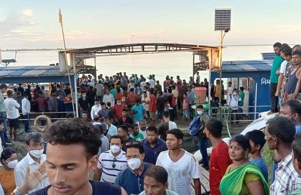 One dead, over 35 missing after twoboats collide in Assam's Brahmaputra river