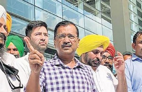 Only AAP can form stable government in Punjab: Kejriwal
