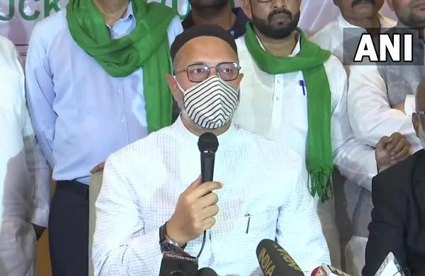 Owaisi sounds poll bugle in Ayodhya, party to contest 100 seats in UP
