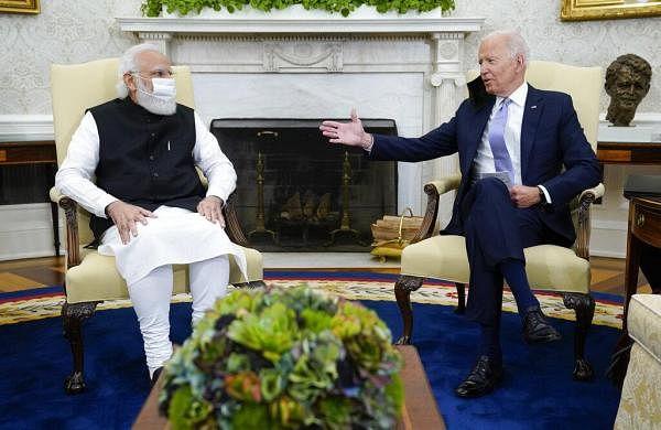 PM Modi invites US President Biden to visit India