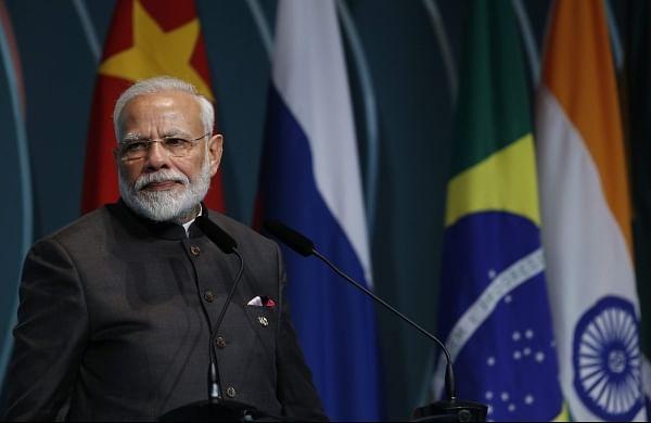PM Modi to chair BRICS Summit on Thursday