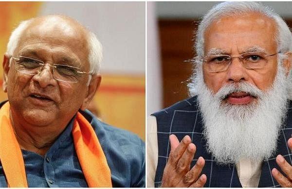 PM Narendra Modi congratulates new Gujarat CM Bhupendra Patel