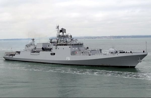 Pact inked between navies of India and Australia to bolster cooperation