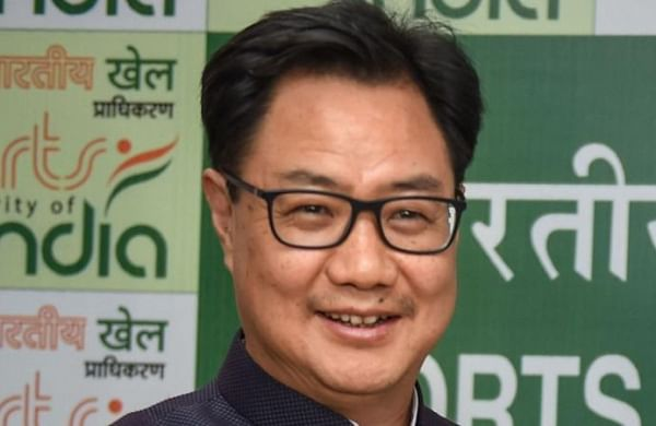 Pendency of cases in courts has become challenge, says Union Law Minister Kiren Rijiju