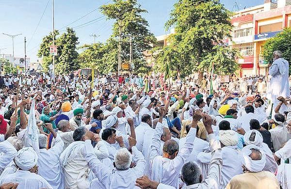 Punjab farmers call all-party meet on polls