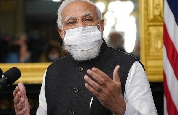 Quad vaccine initiative will help people of Indo-Pacific nations: PM Modi