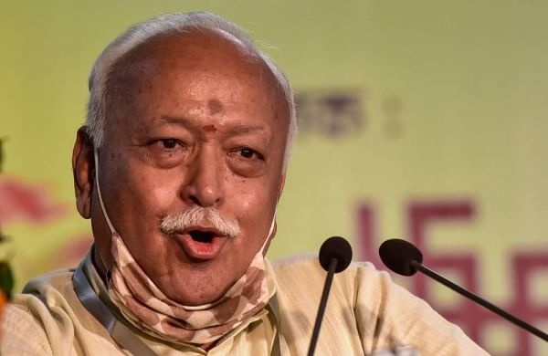 RSS chief Mohan Bhagwat on three-day Jharkhand trip
