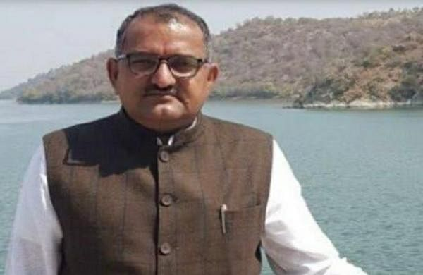 RSS leader Nimbaram moves High Court in Jaipur bribery case