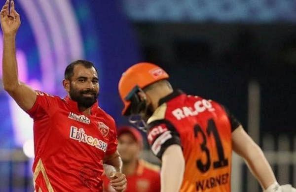 Ravi Bishnoi, Mohammed Shami set up Punjab Kings' five-run win over Sunrisers Hyderabad in dramatic finish