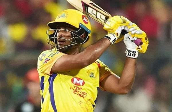 Rayudu's X-ray shows no fracture, should be available for RCB game: CSK CEO