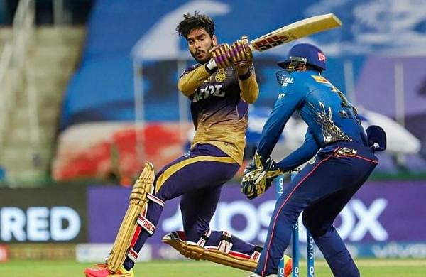 Relatively unknown southpawVenkatesh Iyer produces another solid hand, engineers comfortable win for KKR