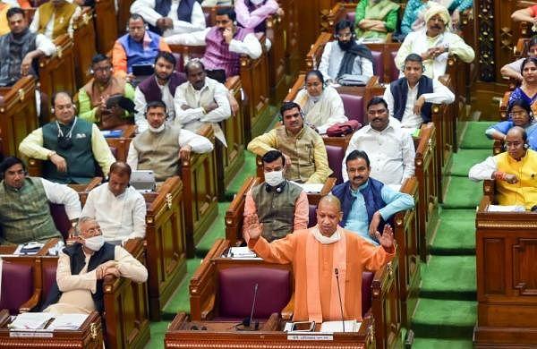 Religion over democracy? Calls for Hanuman Chalisa, Namaz rooms pop up in Bihar, UP Assemblies