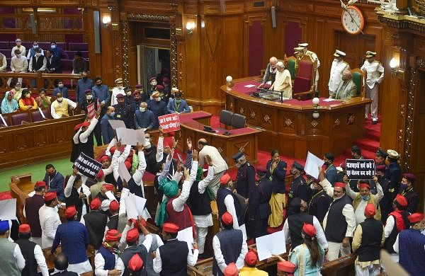 Samajwadi Party MLA demands 'namaz room' in UP Assembly building as in Jharkhand