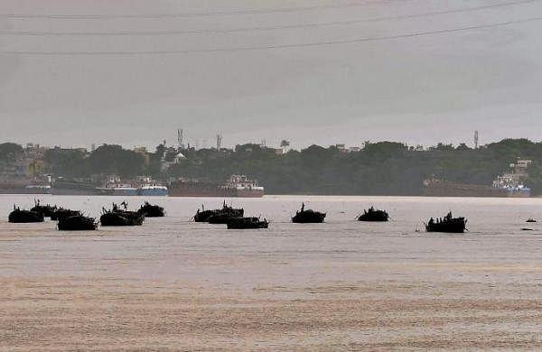Six people missing after boat capsizes in Ganga river in UP; search operations underway