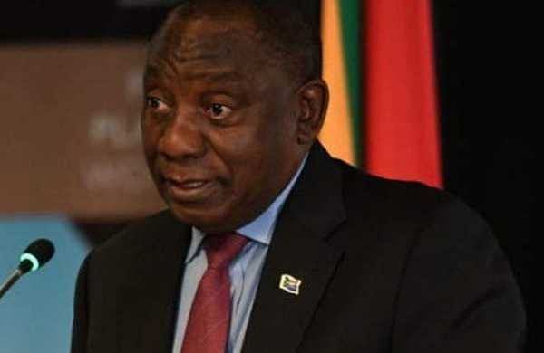 South African President reiterates call for equal access to vaccines at BRICS Summit